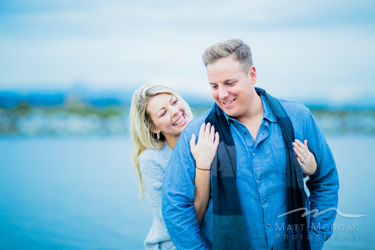 Vancouver engagement - Matt Morgan Photography